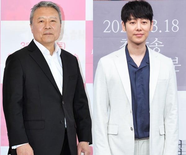 배우 천호진(왼쪽)과 김동욱/ 사진제공= KBS, MBC