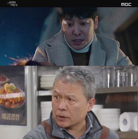 각 드라마에서 활약 중인 배우 김동욱, 천호진/ 사진= MBC, KBS 제공