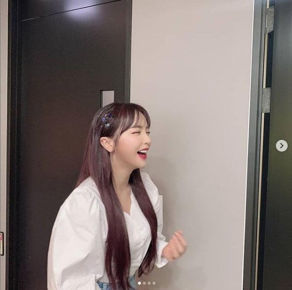 가수 홍진영 / 사진 = 홍진영 인스타그램