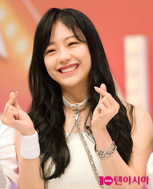 [TEN 포토] 시그니처 지원, '웃을때 제일 예쁜 미소천사'