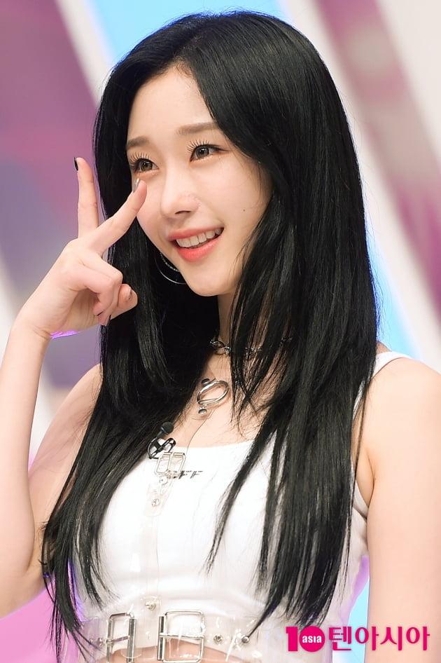 [TEN 포토] 시그니처 채솔, '싱그러운 미소'