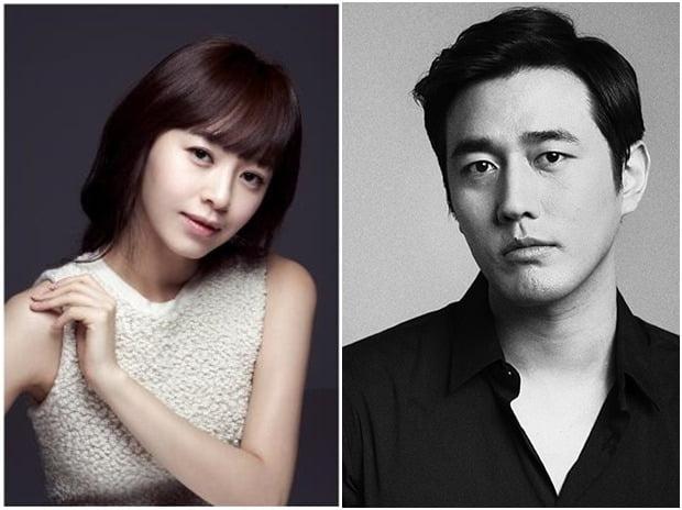 배우 강성연(왼쪽), 조한선 / 사진제공=MBC