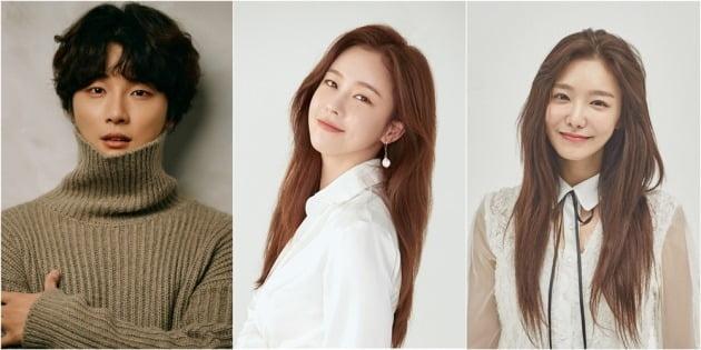 배우 윤시윤, 경수진, 신소율 /3HWCOM 제공