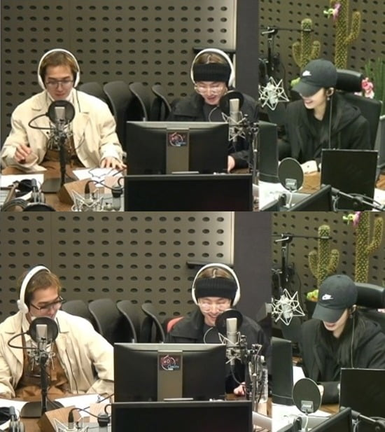 사진=KBS 쿨FM '정은지의 가요광장' 캡처.