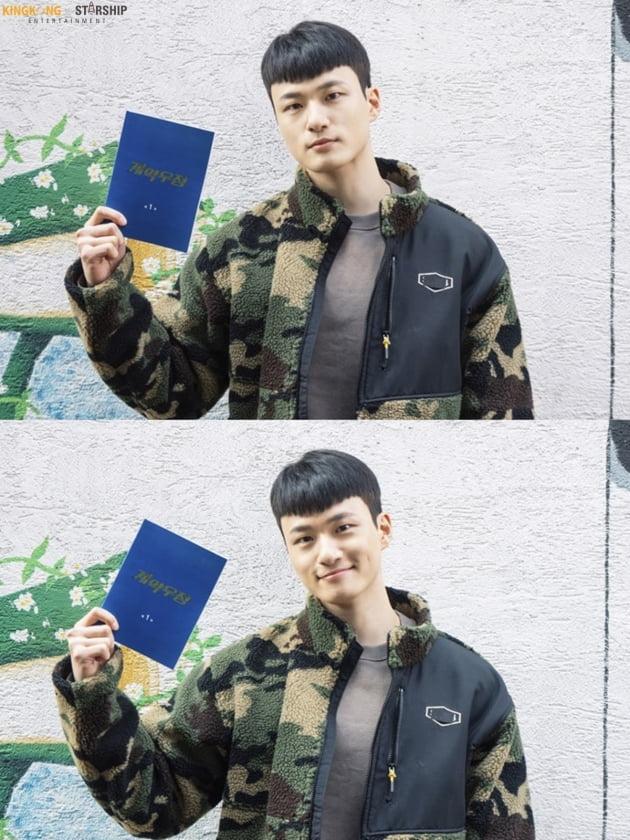 배우 신승호/ 사진제공=킹콩 by 스타쉽