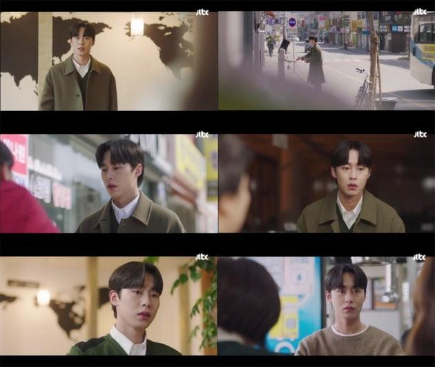 '날씨가 좋으면 찾아가겠어요' 이재욱 / 사진=JTBC 방송 캡쳐