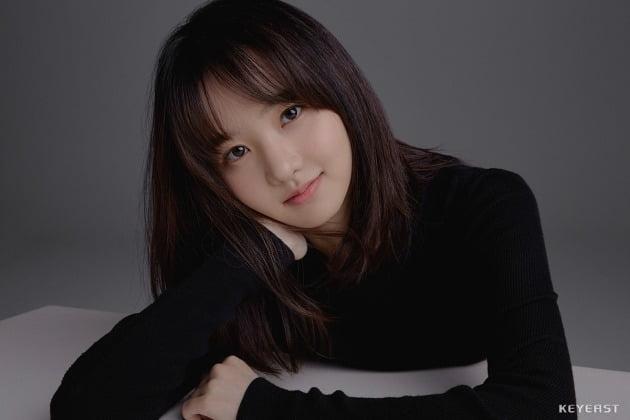 TV조선 새 드라마 '바람과 구름과 비'에 캐스팅된 신예 박정연. /사진제공=키이스트