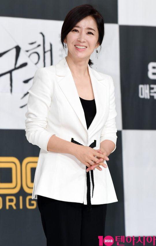배우 윤유선 / 사진 = 텐아시아DB