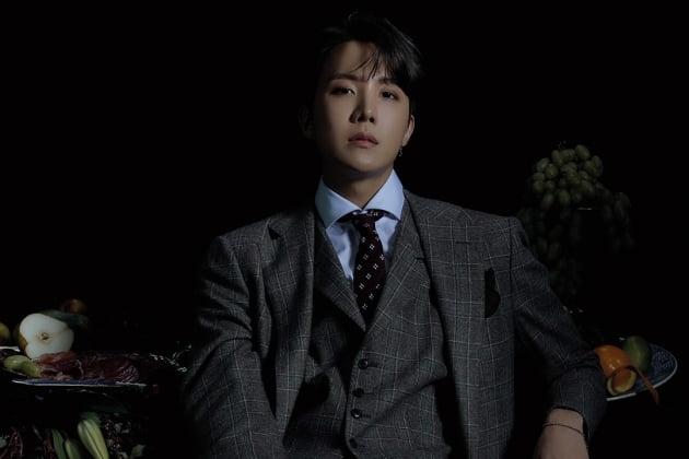 그룹 방탄소년단의 제이홉 / 사진제공=빅히트엔터테인먼트