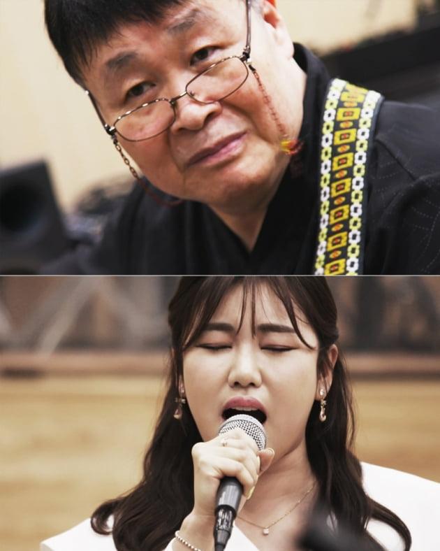 '악인전'에 출연하는 가수 송창식(위)과 송가인/ 사진제공=KBS2