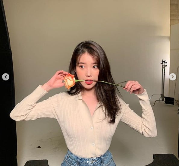 가수 아이유 / 사진 = 아이유 인스타그램