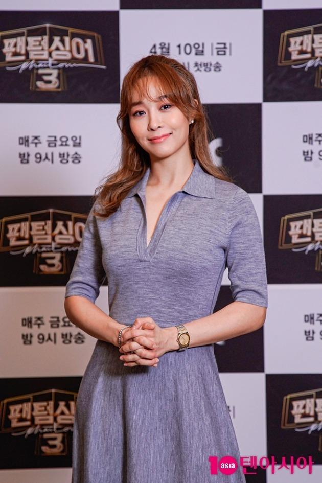 뮤지컬 배우 옥주현.사진제공=JTBC