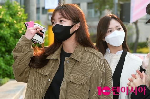 [TEN 포토] 네이처 소희 '햇살 머금은 미모'