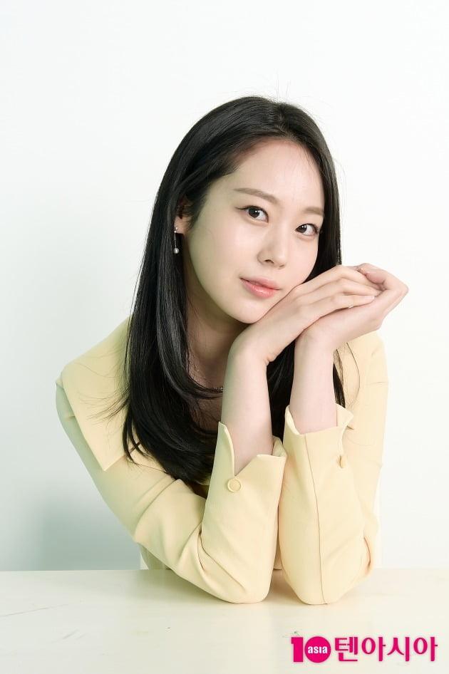 박보인은 배우 신혜선이 롤모델이라고 했다. /서예진 기자 yejin@