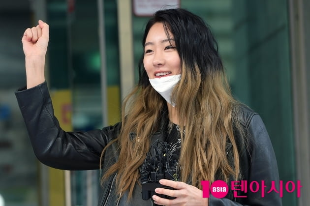 [TV텐] 달수빈 '제21대 총선 모두 파이팅'