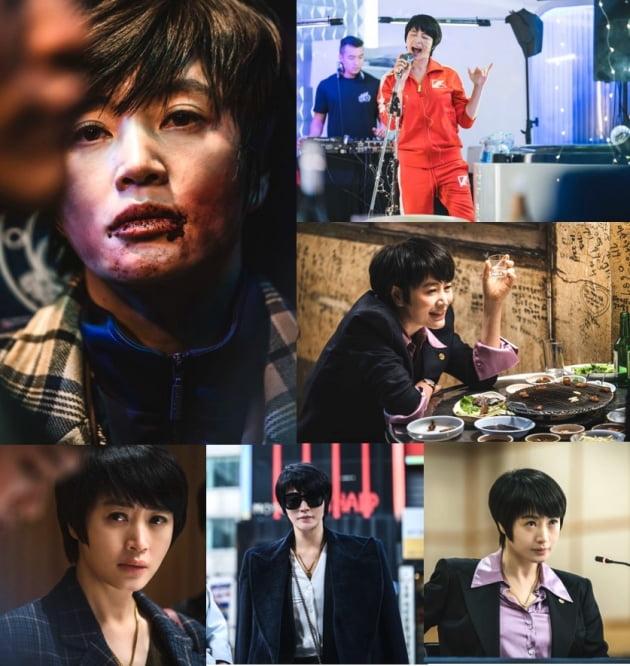 '하이에나' 김혜수 / 사진 = SBS 제공