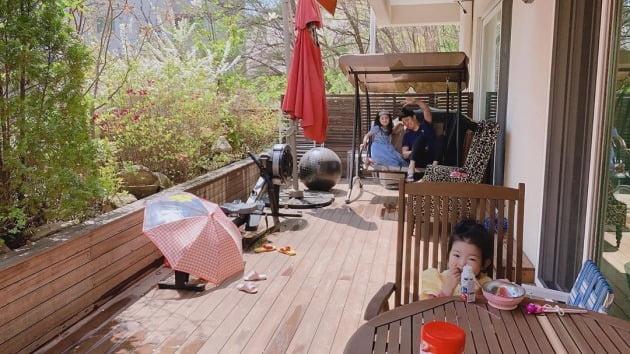 배우 소이현이 가족들과의 단란한 일상을 공개했다. / 사진=소이현 인스타그램