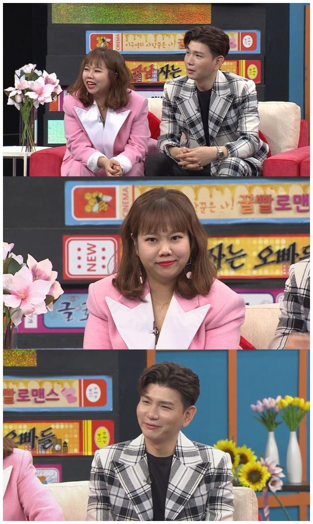 '비디오스타'에 출연한 홍현희 제이쓴 부부/ 사진=MBC에브리원 제공