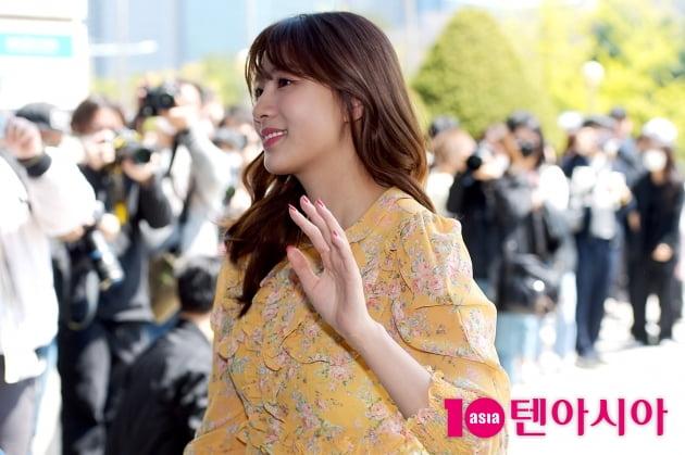 [TEN 포토] 에이핑크 오하영 '셔터를 부르는 미모'