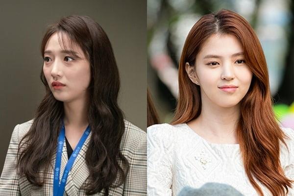 배우 표예진(왼쪽)과 한소희/ 사진=SBS, JTBC 제공