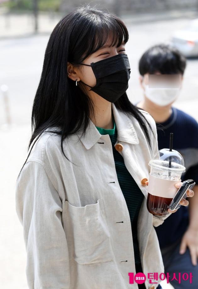 [TEN 포토] 우주소녀 엑시 '애교 눈웃음 '
