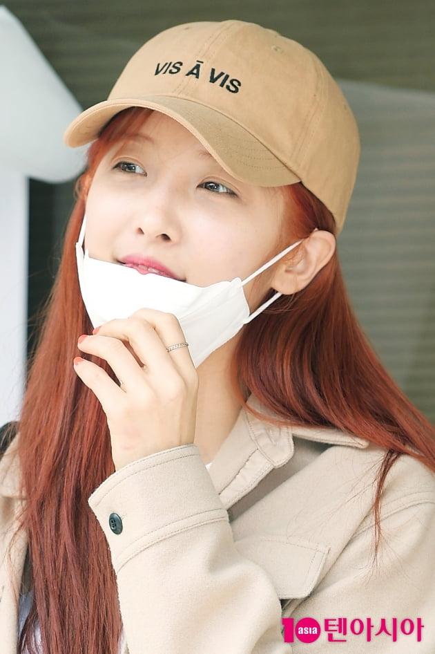 [TEN 포토] 손지현 '강아지같은 눈매'
