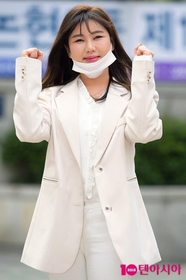 가수 송가인./사진=텐아시아DB