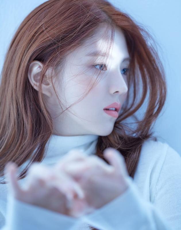 배우 한소희 / 사진제공=9아토엔터테인먼트