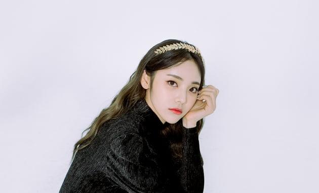 그룹 이달의 소녀(LOONA)의 진솔 / 사진제공=블록베리크리에이티브