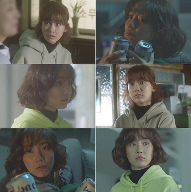 드라마 '자백'에서 신현빈 / 사진=tvN 방송 캡처