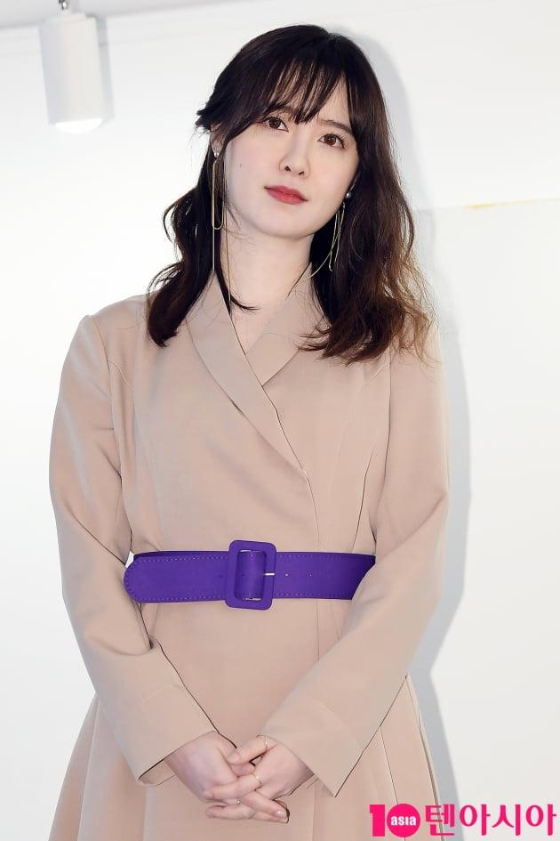 [TV텐] 구혜선 '이혼 갈등 후 처음으로 공식석상'