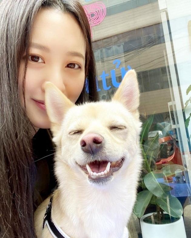 배우 수현이 근황을 공개했다. / 사진=수현 인스타그램