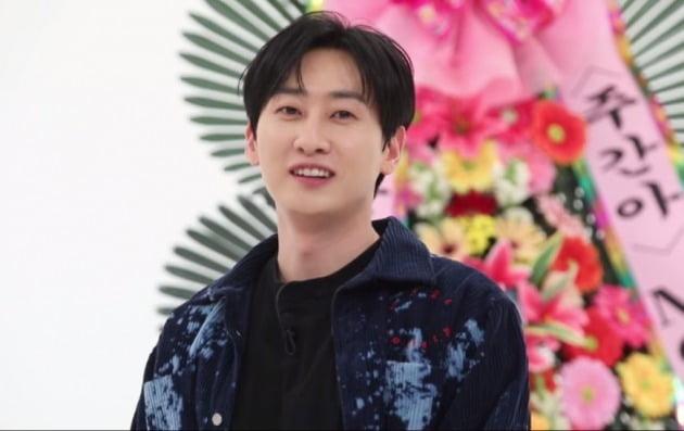 그룹 슈퍼주니어의 은혁 / 사진제공=MBC에브리원