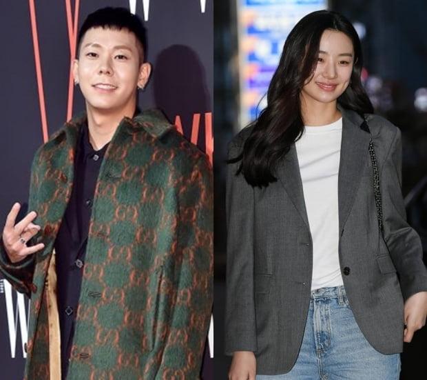 래퍼 로꼬(왼쪽), 배우 스테파니 리 / 사진=텐아시아DB