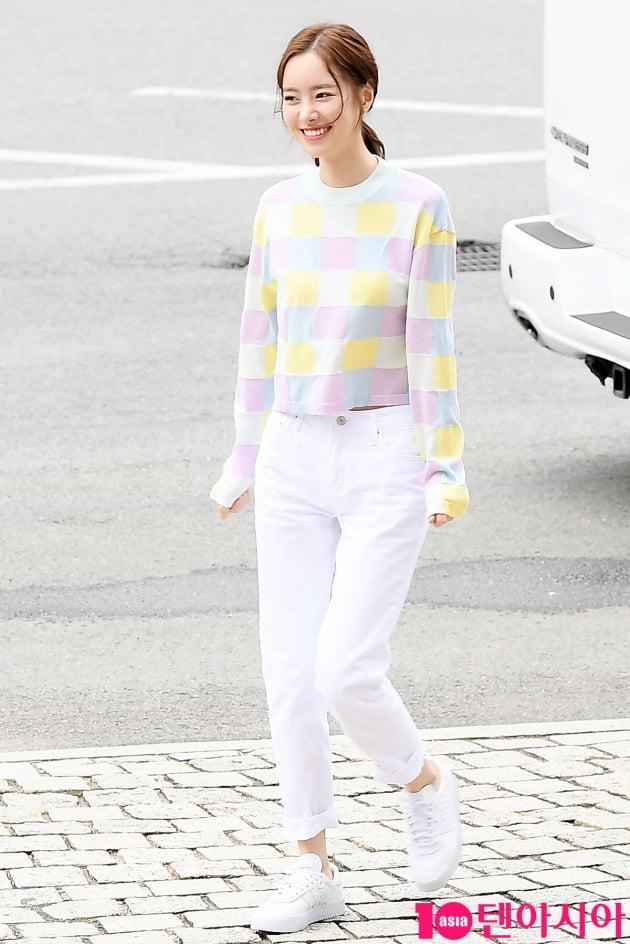 [TEN 포토] 진세연 '미소에 심쿵'
