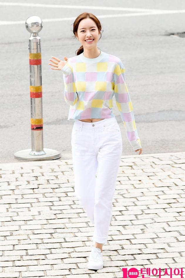[TEN 포토] 진세연 '사랑스러운 봄패션'