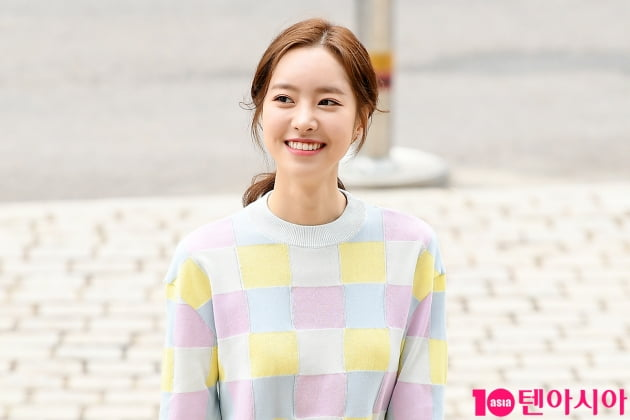 [TEN 포토] 진세연 '미모열매 과다섭취'