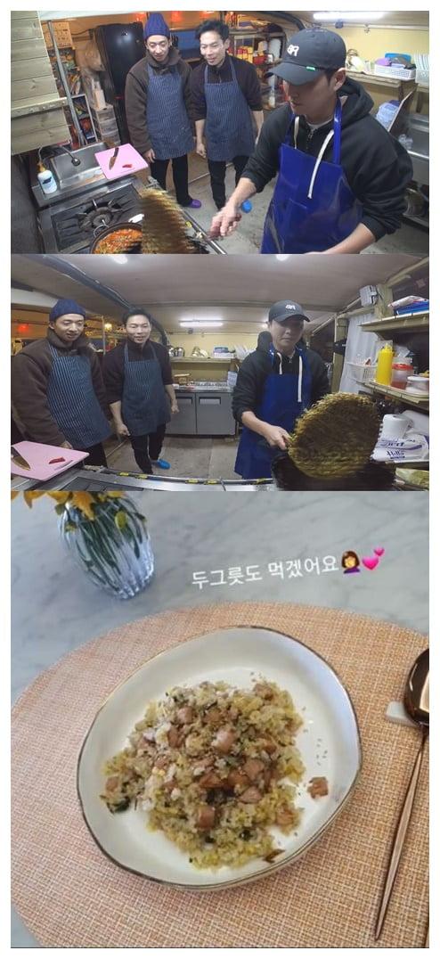 '주문 바다요' 주상욱 / 사진 = MBC 에브리원 제공