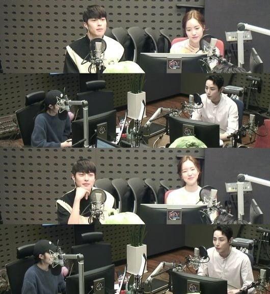 사진=KBS Cool FM '정은지의 가요광장' 캡처.