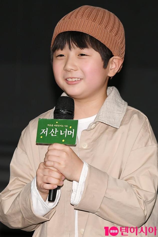 [TEN 포토] 이경훈 '어린 김수환 추기경'
