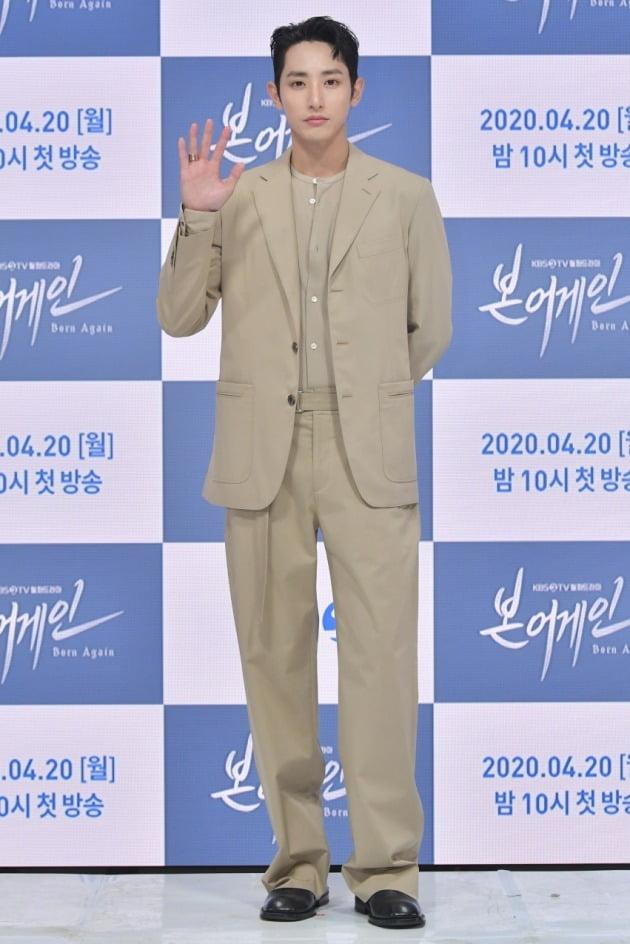 배우 이수혁/ 사진제공=KBS