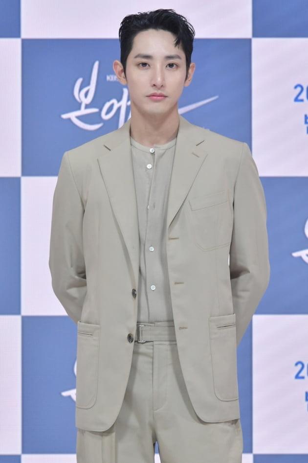 배우 이수혁/ 사진제공=KBS2