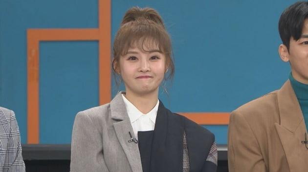 티아라 출신 보람이 '비디오스타'에 출연했다. / 사진제공=MBC에브리원