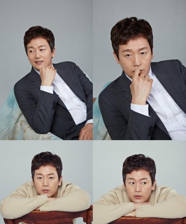 배우 김정태./사진제공=그랑앙세 엔터테인먼트