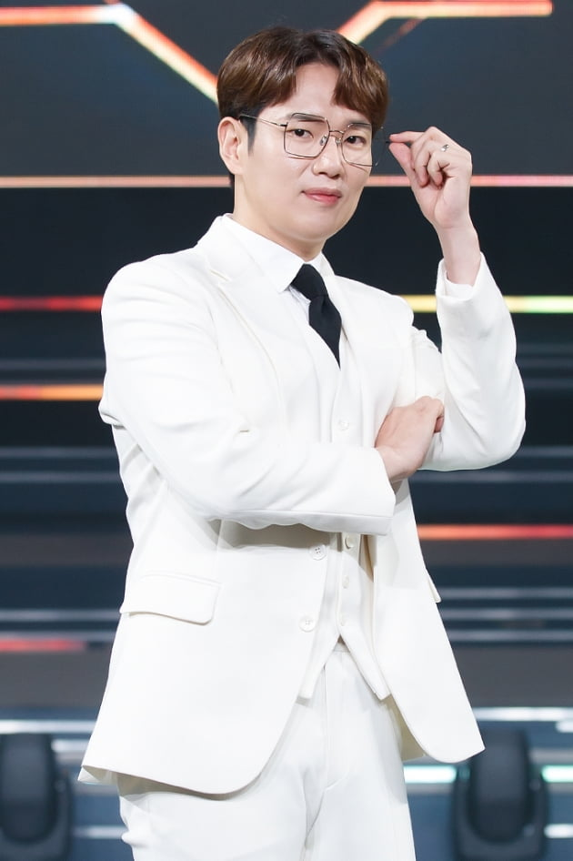[TEN 포토] 장성규, '로드 투 킹덤' 진행 맡은 '예능 천재'