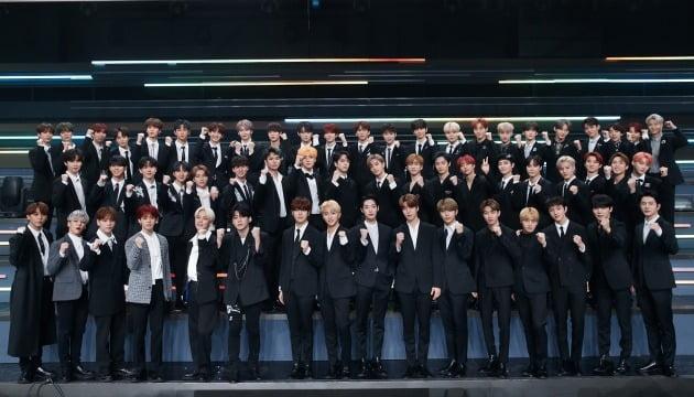 '로드 투 킹덤' 출연 팀/ 사진=Mnet 제공