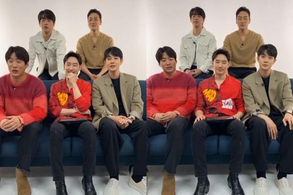 '사냥의 시간' 배우들 / 사진 = 넷플릭스 코리아 영상 캡처