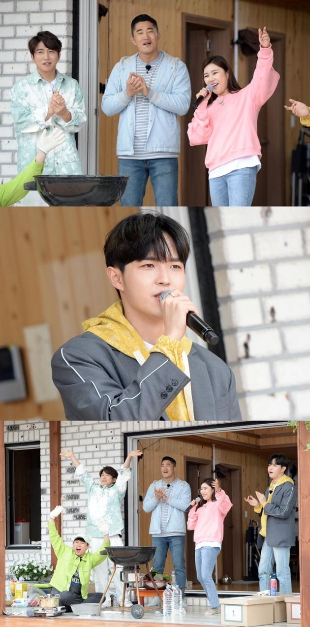 '텔레그나' 송가인 / 사진 = SBS 제공