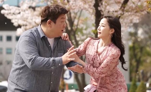 유민상, 김하영/사진=KBS 2TV '개그콘서트'