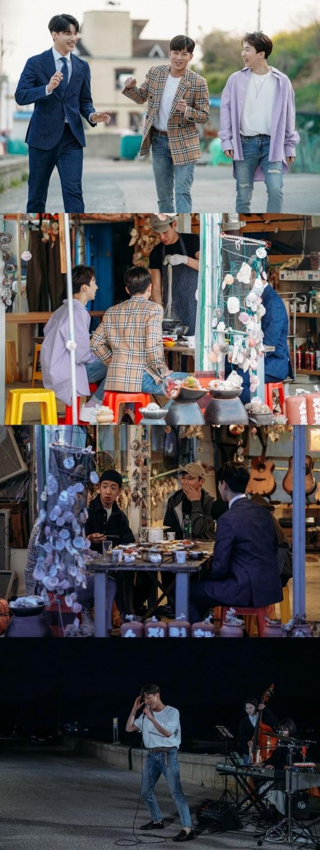 가수 나태주, 노지훈, 양지원이 '주문 바다요'의 첫 손님으로 출연한다. / 사진제공=MBC에브리원